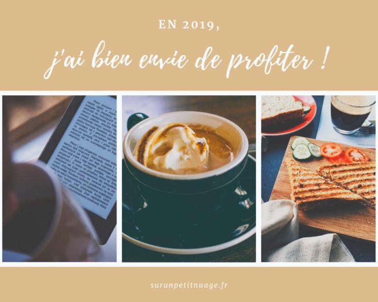 Ma Bucket List De 2019 Bucket Liste Pas Le Temps Blog