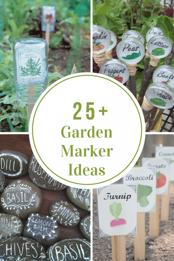 Garden Marker Ideas is part of Garden markers diy, Garden plant markers, Vegetable garden markers, Garden labels, Garden signs diy, Garden labels diy - How do you identify your plants in the garden after you have planted the seed  I usually use Garden Markers to help me to know what plants are what