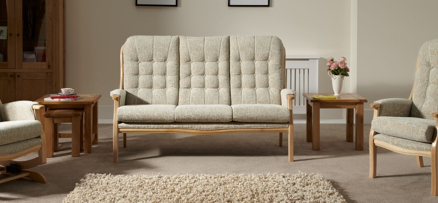 Middleton 3 Seater Sofa