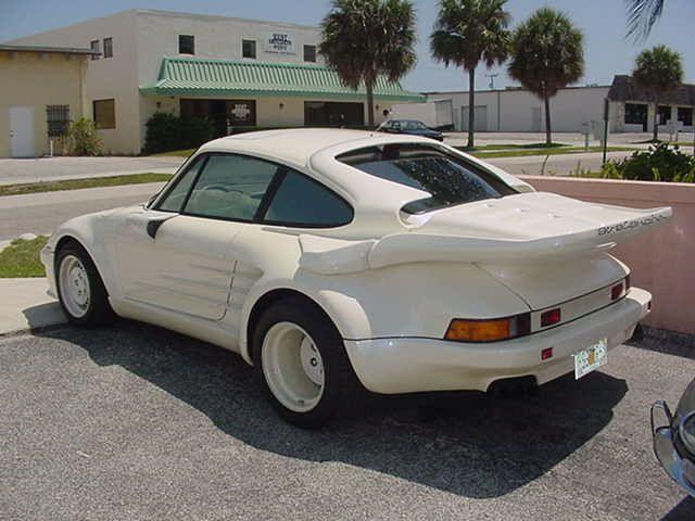 Porsche 928 Gemballa for sale on Ebay. - Rennlist Discussion Forums
