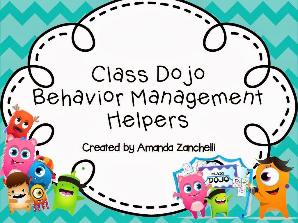 Class Dojo (an online behavior management tool!)