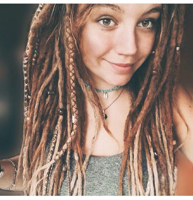 Dreadslocks Lange Haare Dreadlocks Haare