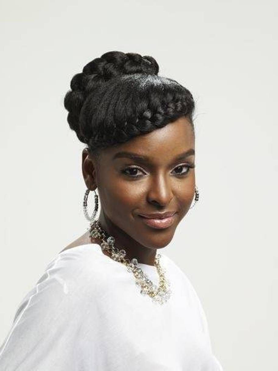 Superb 1000 Images About Black Natural Hair Styles On Pinterest Hairstyle Inspiration Daily Dogsangcom