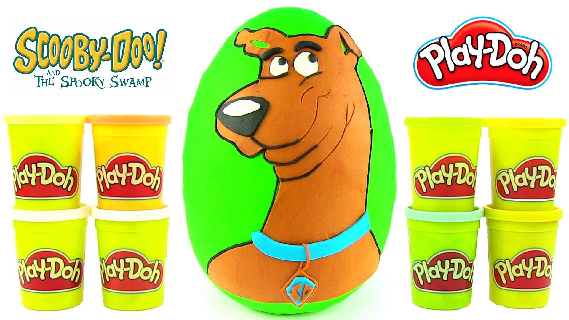 Scooby Doo Oyun Hamuru Dev Surpriz Yumurta Acma Sunger Bob Kinder Imoji Lps Mlp Oyuncaklari Scooby Doo Oyun Hamuru Lps