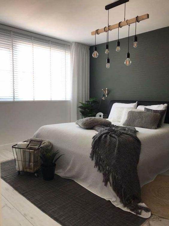 47 Wunderbare Ideen zum Thema Teppichfarbe für die Dekoration Ihres Schlafzimmers , #dekorat...