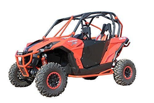 Dragonfire Racing Hiboy Can Am Maverick Commander Doors 568 94 Can Am Side By Side Accessories Body Armor