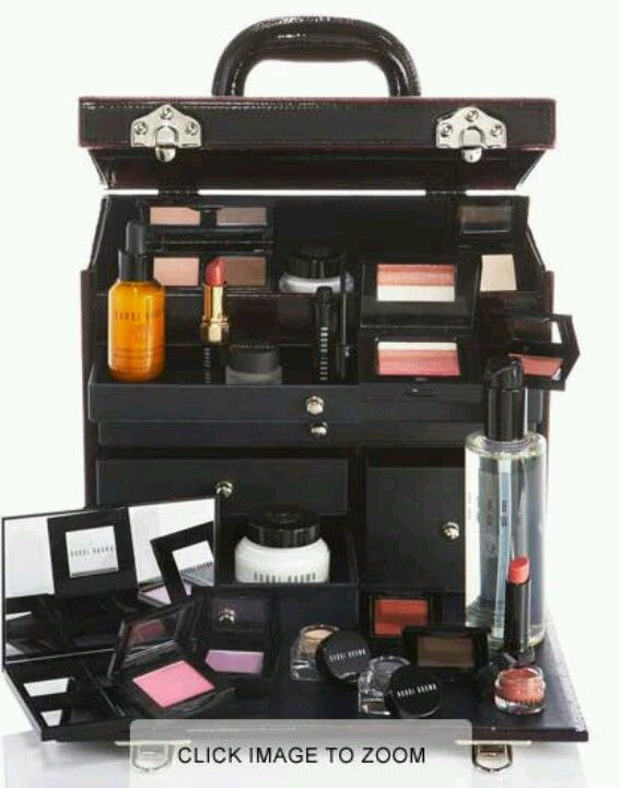 Bobby Brown Make Up - Ohmylordy! i want that case ...