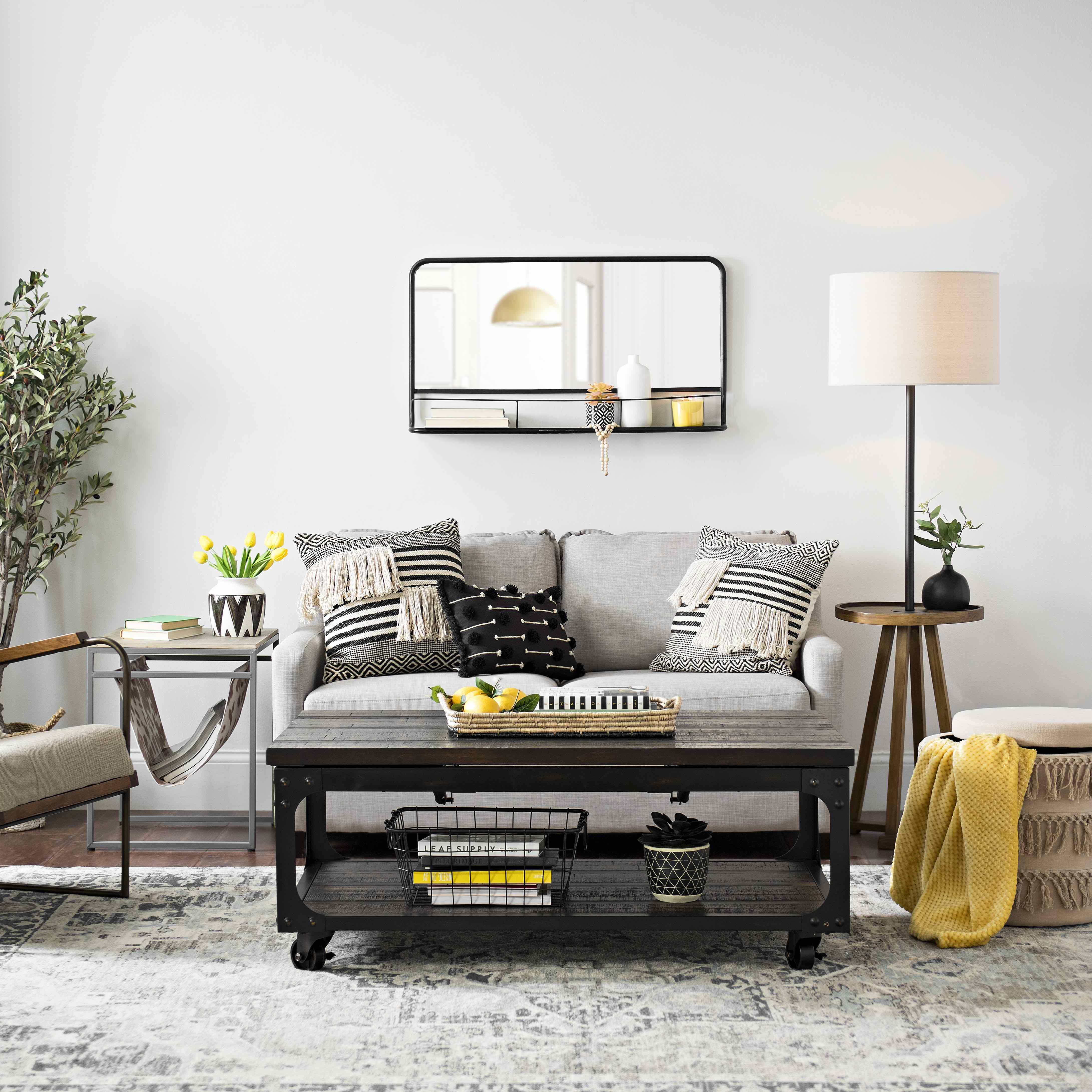 Add A Touch Of Modern With Yellow Accents Indoor Plants