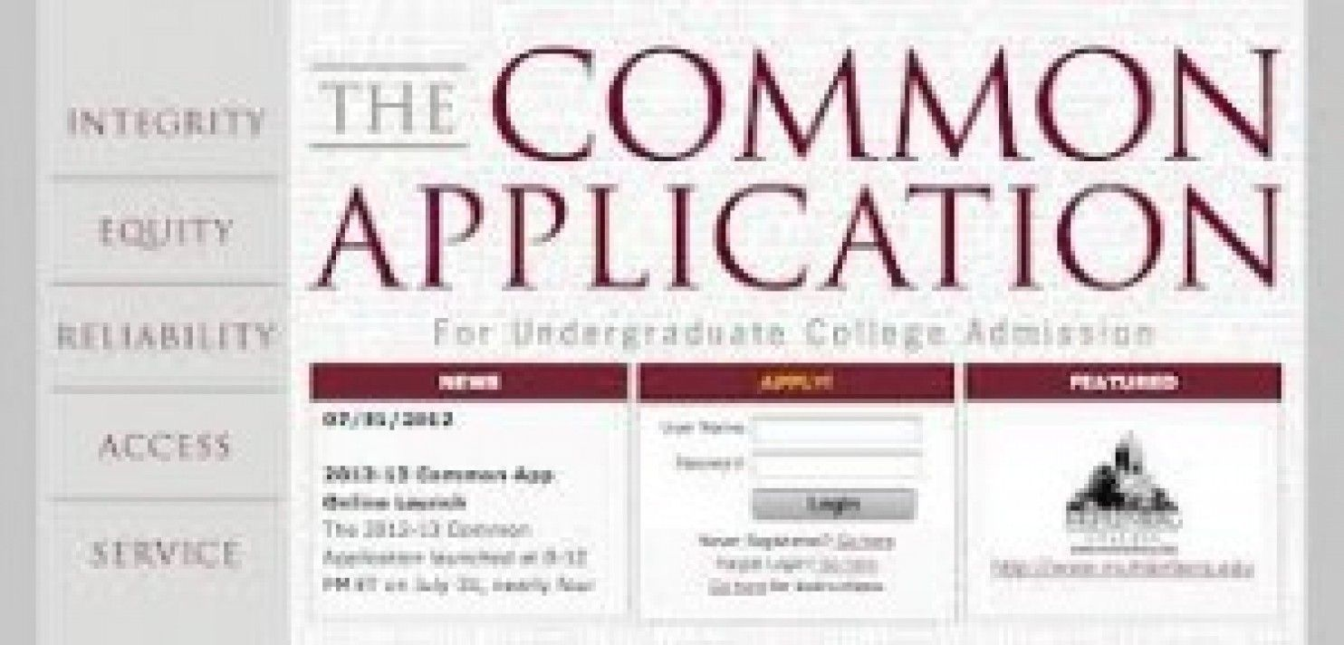 college application cycle for 2015 begins
