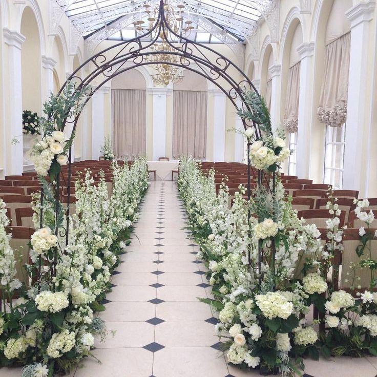 wedding flowers... FLOWERS Wedding Church wedding