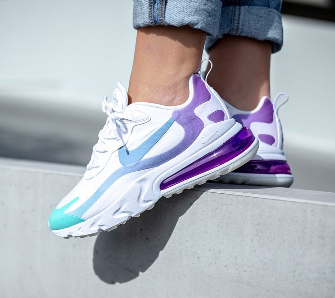 Girls Air Max 270 Shoes.