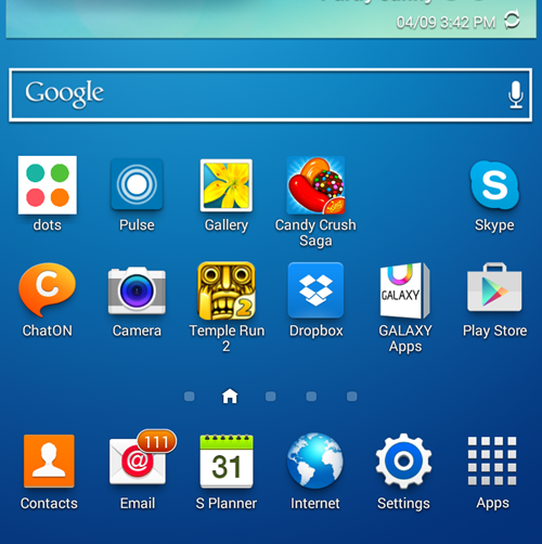 How To Remove The Google Search Bar From Android Homescreen
