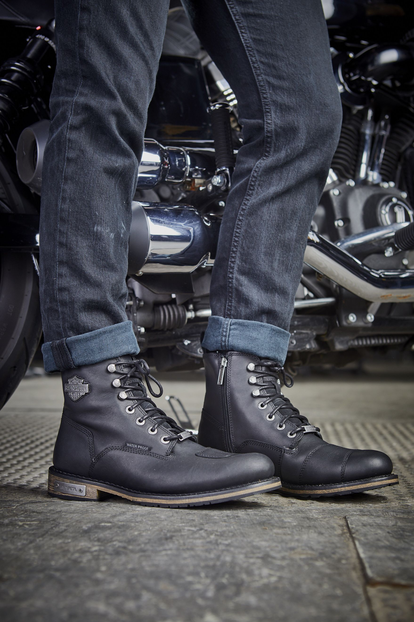 8c50c067ce3f9b Men s Clancy Boot Harley Davidson Dealership