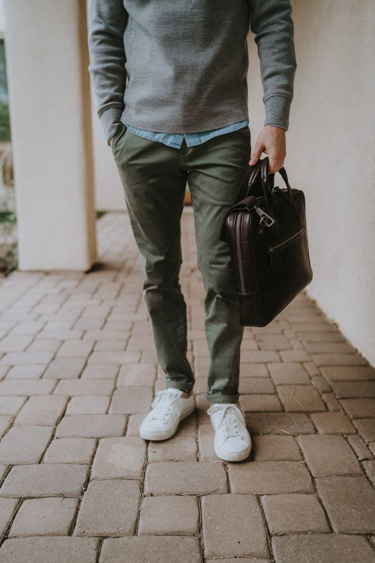 Outfit Ideas) | White sneakers men