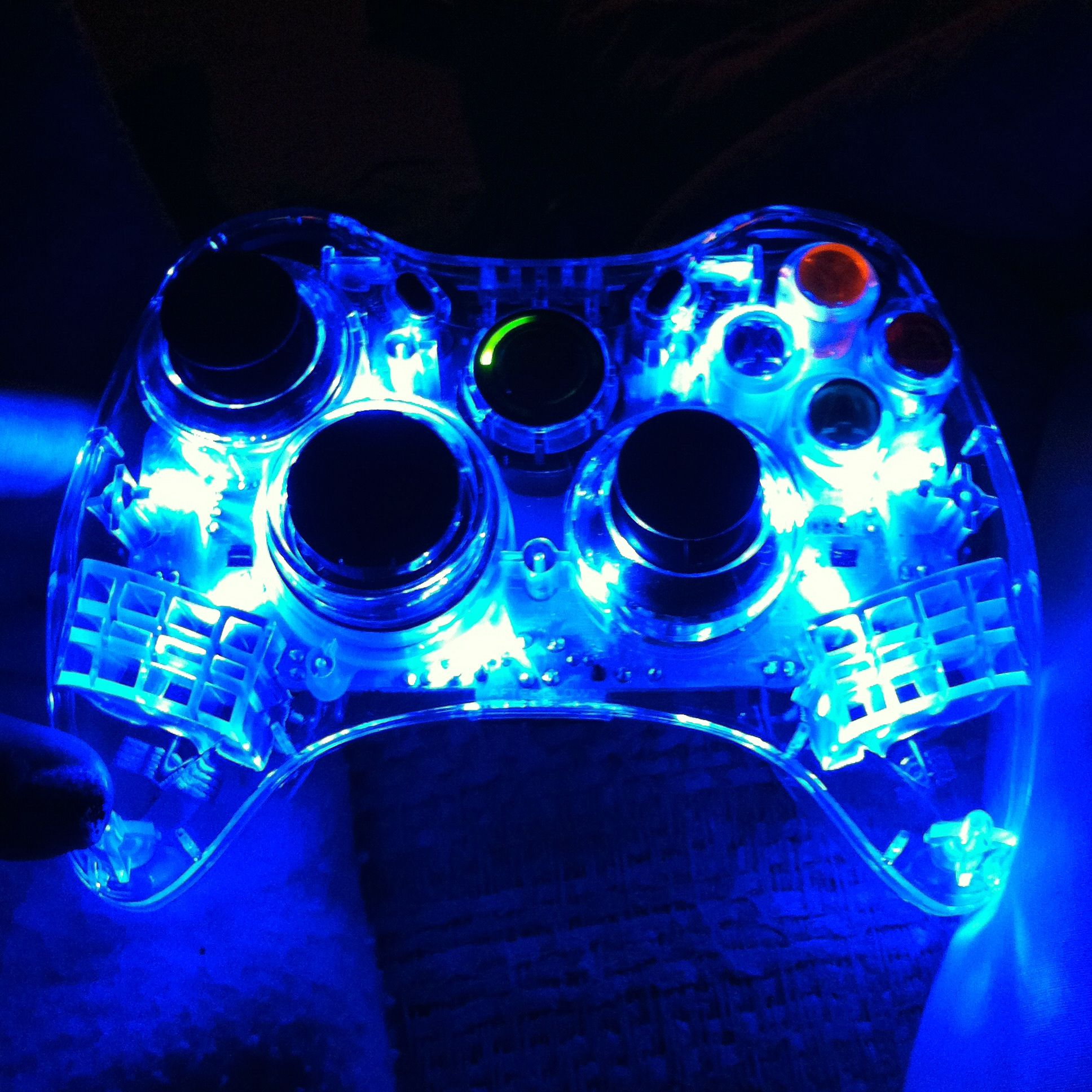 Light Up Xbox Controller Xbox Controller Light Gaming Products