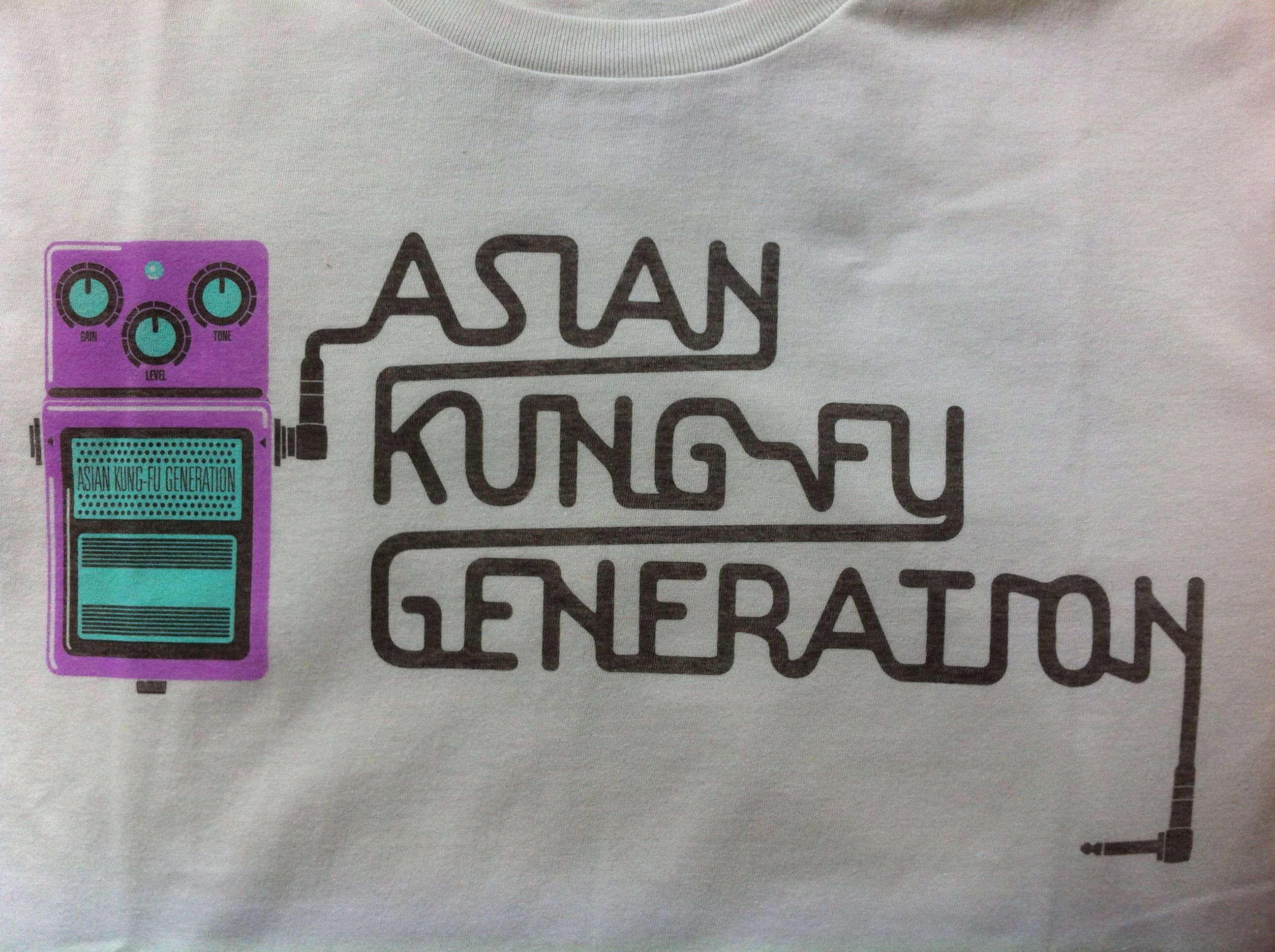 Asian Kung Fu Generation Band T Shirts With Images Band