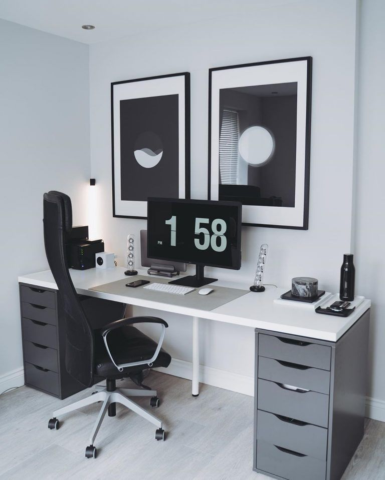 Super Awesome Workspaces & Setups 12