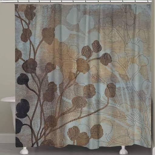 Laurel Home Shower Curtains
