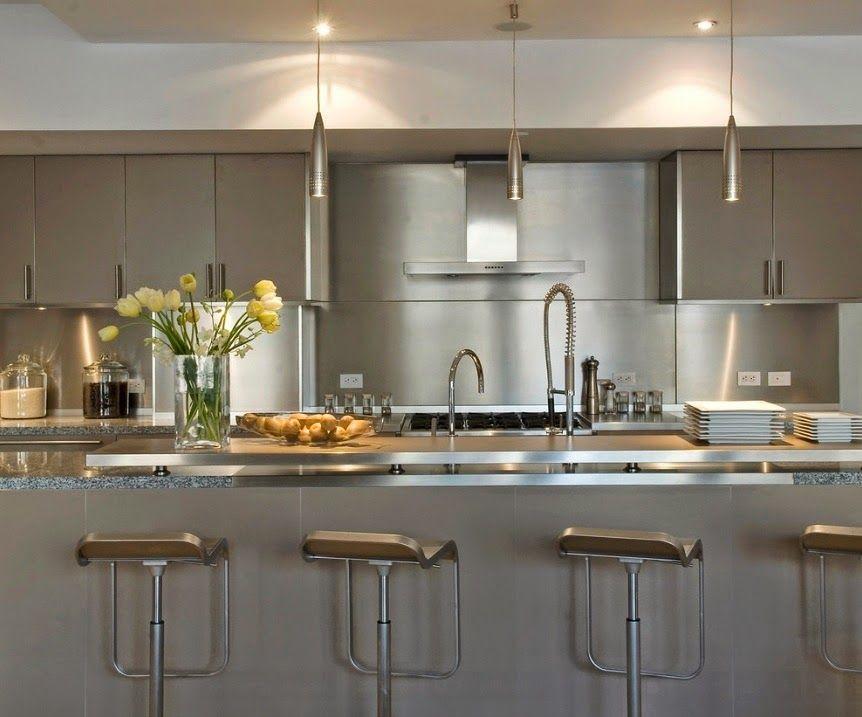 Dise o de interiores arquitectura 10 incre bles estilos for Estilos de gabinetes de cocina modernos