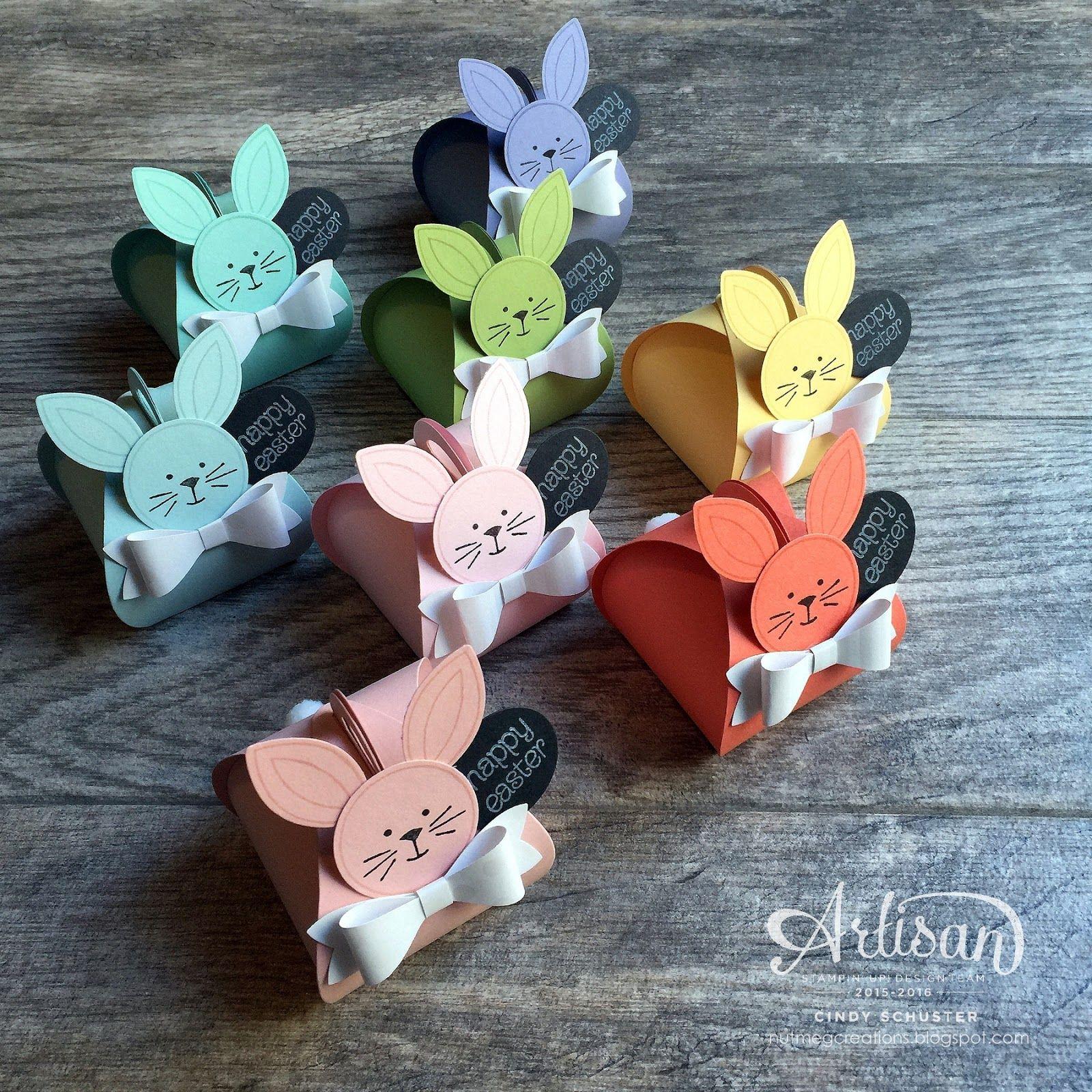 Fancy Friday – Spring Inspiration Bunnies!