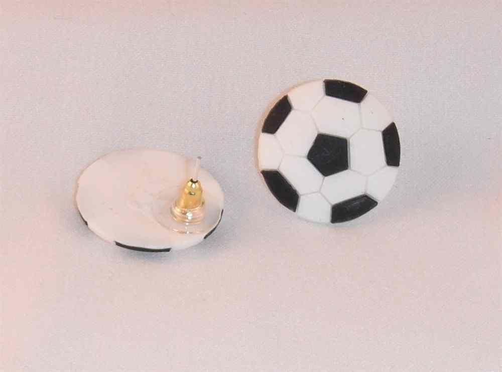 Soccer++Earrings