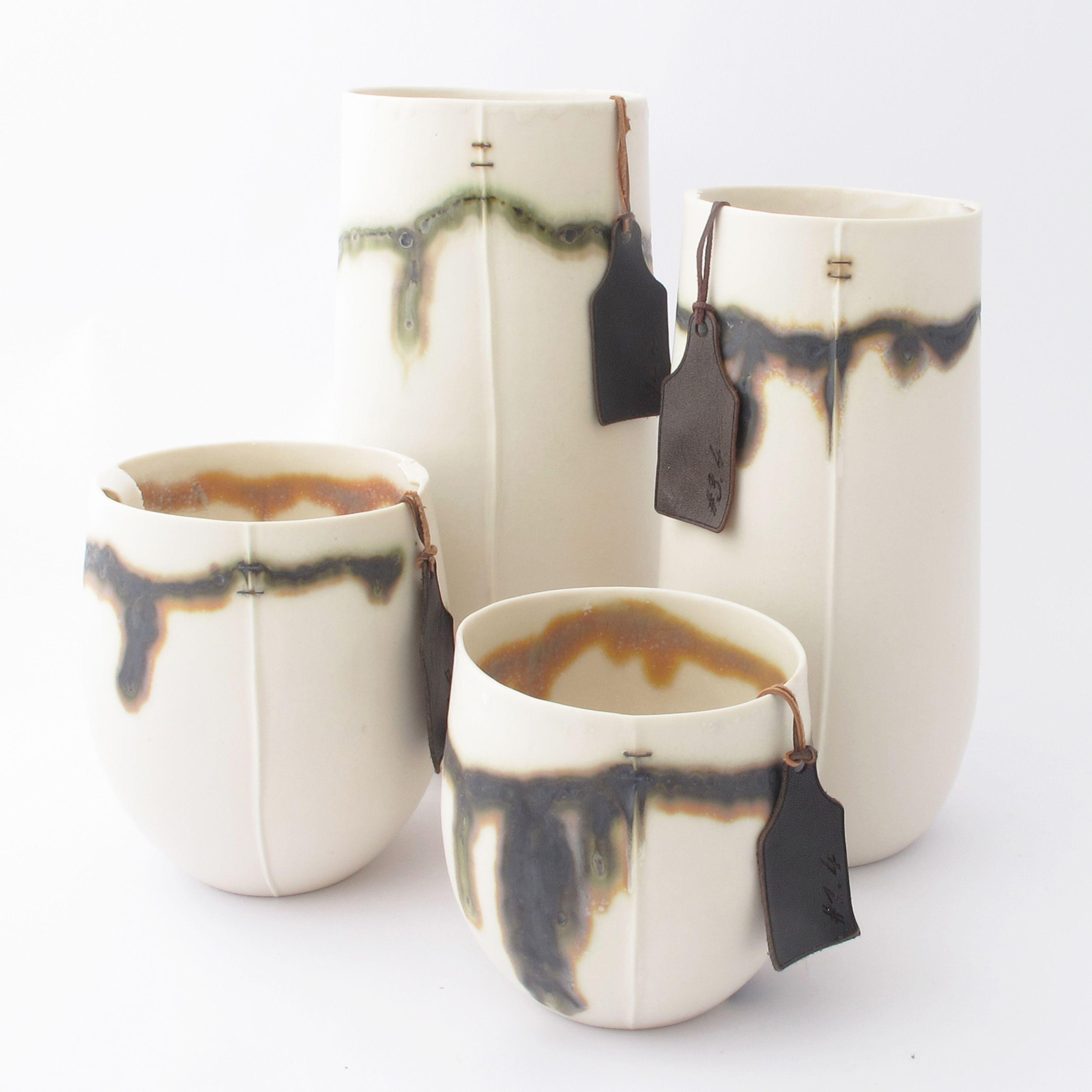 Taxidermy Range, Brittany Delany Ceramics www.brittanydelany.co.uk