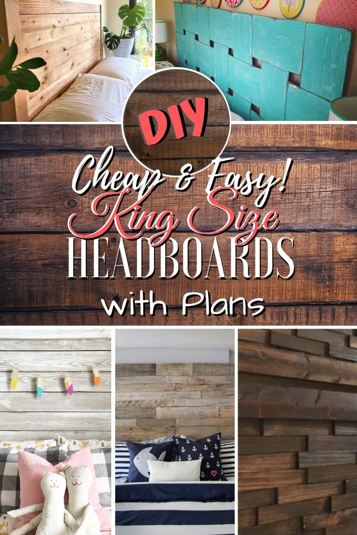 168 Simple DIY Headboard Ideas Your Spouse Will Approve images