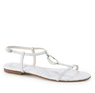 Formal Flat Silver Sandals For Wedding Women Trends Dior My