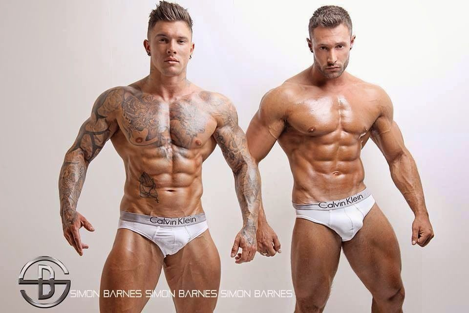 sexy-muscle-couples