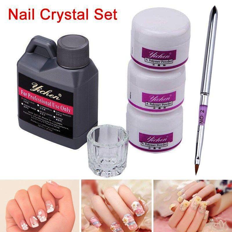 Pin On Nails Kit