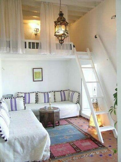 Ideas para decorar pisos tipo loft Lofts Bedrooms and Decoration