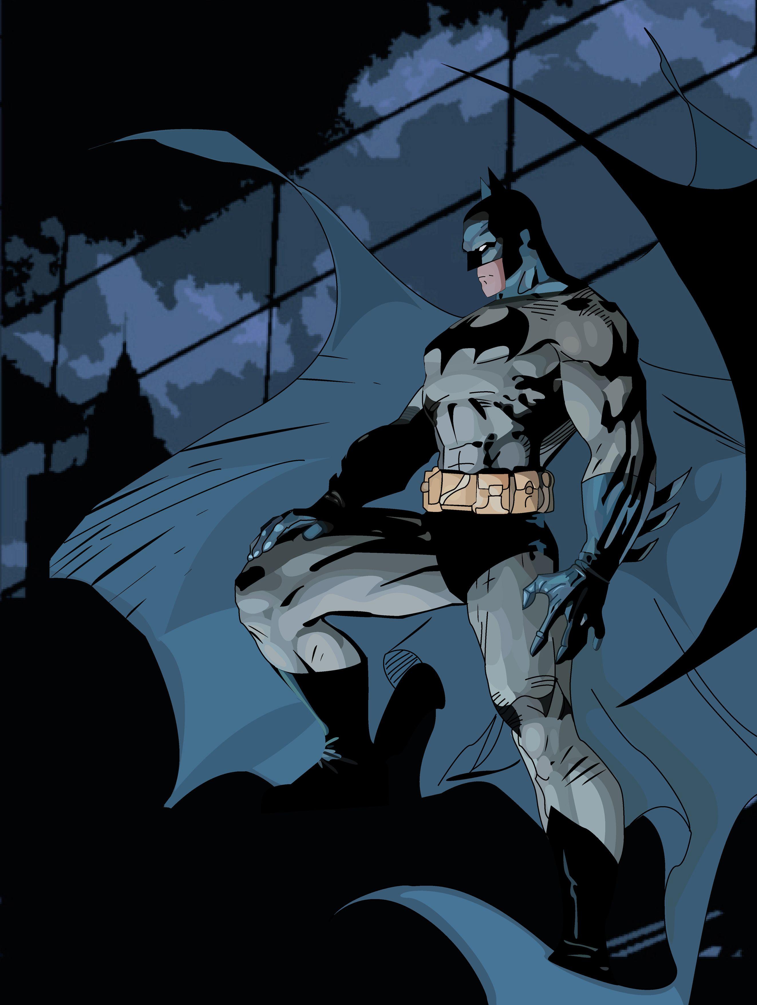 Бэтмен картинки из комикса