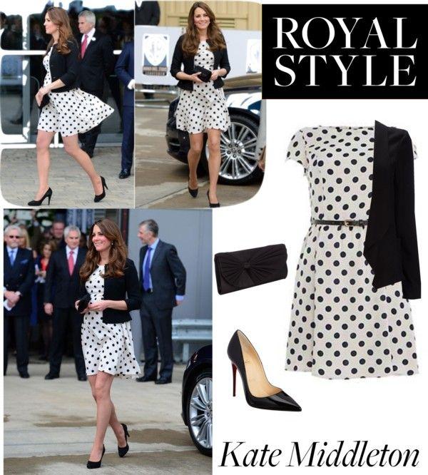 """Kate Middleton...... Royal style!!!"" by farahferary on Polyvore"