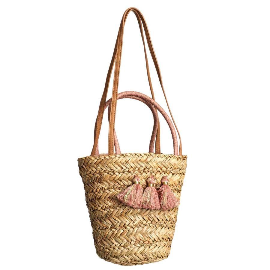 reputable site so cheap finest selection Sac en paille : 20 sacs en paille pour l'été | accessoires ...