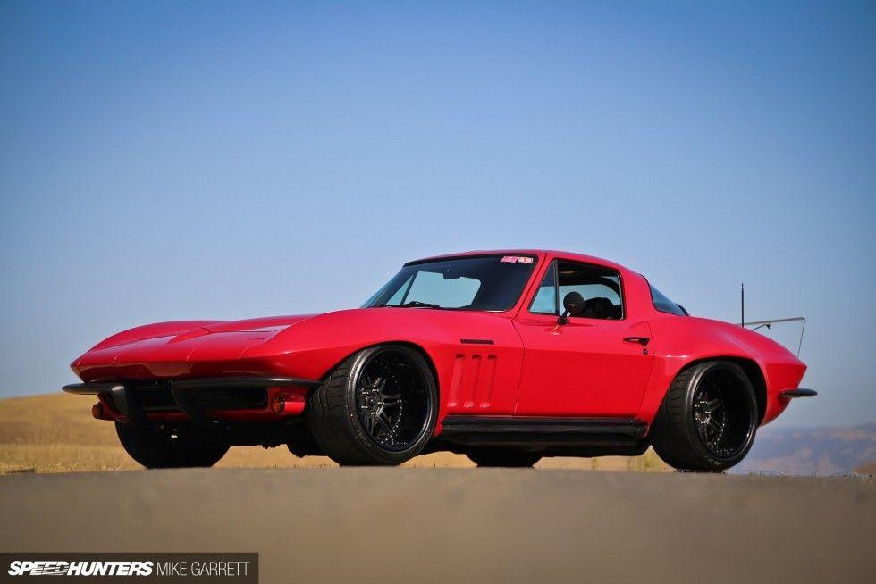 Big Red: A Restomod C2 Corvette - The Modified Lifestyle