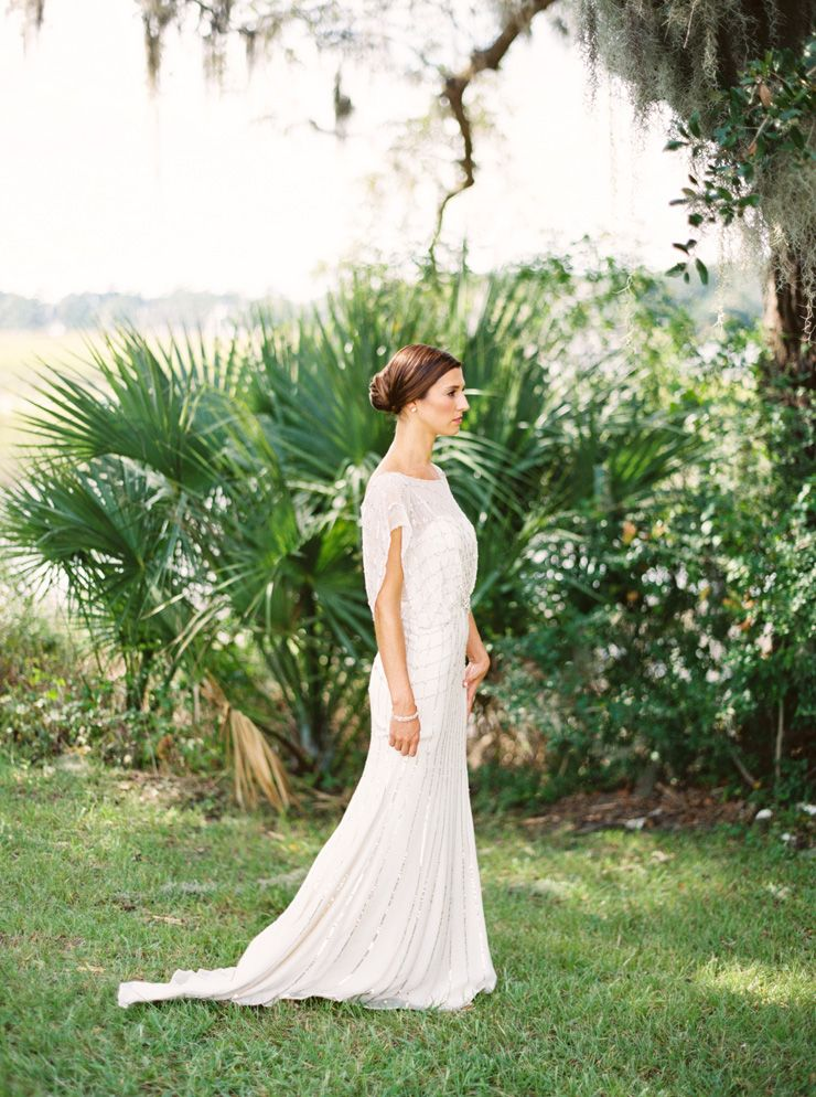 Jenny Packham wedding dress | fabmood.com