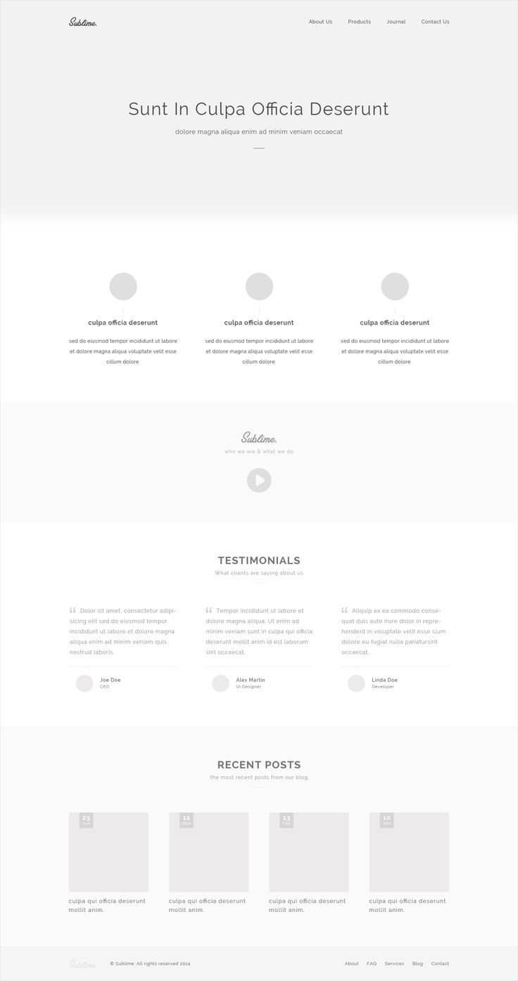 sublime high fidelity wireframe. If you're a user