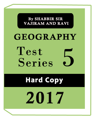 Shabbir Sir Geography Optional Test Series | UPSC | Geography test