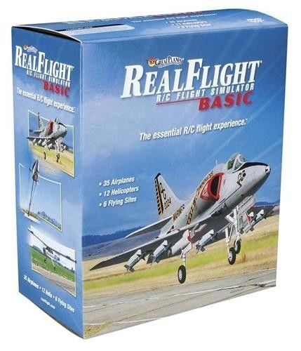 RealFlight Basic Flight Simulator 7 Day RENTAL | Products