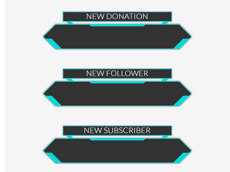 100 Free Twitch Alerts Download Twitch Overlay Template Free Overlays Overlays Brochure Design Template