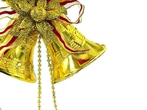 Bell Decor Delectable Decoration Bells Tree Bell Seasonal Decor Ornaments Hanging Xmas Decorating Design