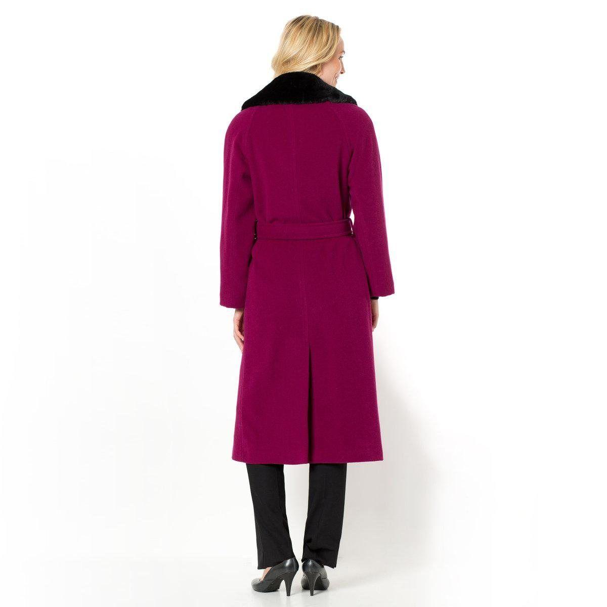 Soldes manteaux femme long