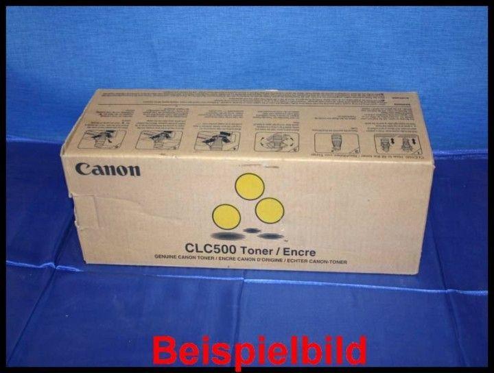 Canon CLC 500 F41-6931-600 Toner Yellow    Foto vom Tonershop www.baseline-toner.de  Zur Nutzung für private Auktionen z.B. bei Ebay. Gewerbliche Nutzung von Mitbewerbern nicht gestattet.  Toner kann auch uns unter www.wir-kaufen-toner.de angeboten werden.