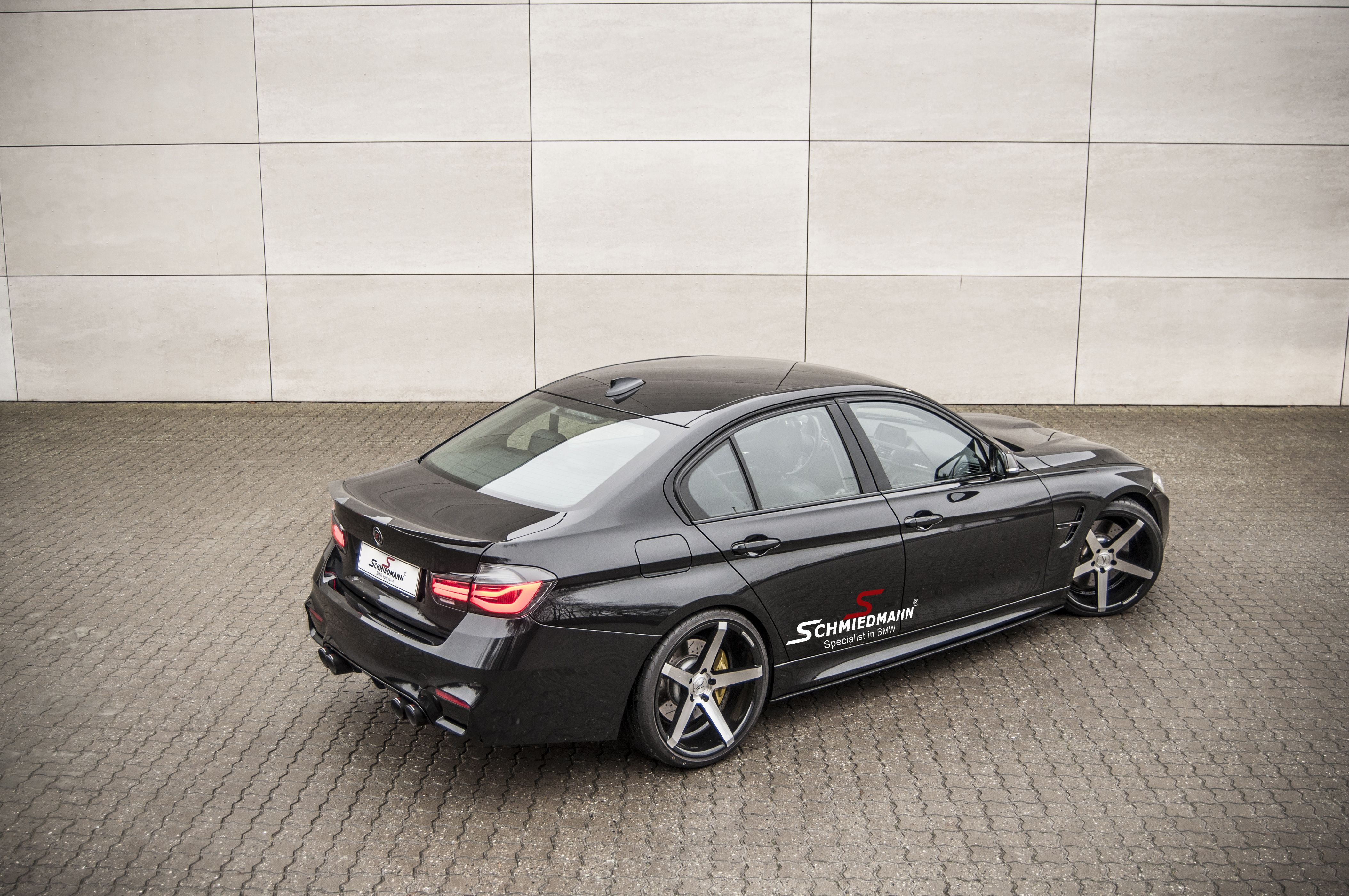 a9794d1537d1 Here is the newest addition to our list of project cars - black 3 series BMW