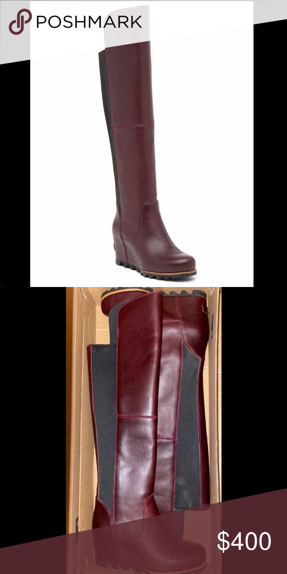 save up to 80% latest discount save up to 80% Sorel fiona over the knee boots New in box Sorel fiona Over the ...