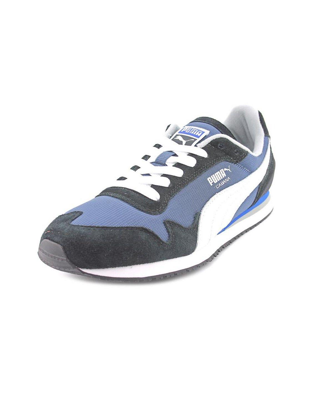 3d5e5d6372943 PUMA Puma Cabana Mesh Sport Men Round Toe Synthetic Blue Sneakers'. #puma  #shoes #sneakers