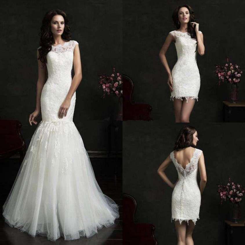 vestidos de novia que se transforman: fotos diseños - diseños de