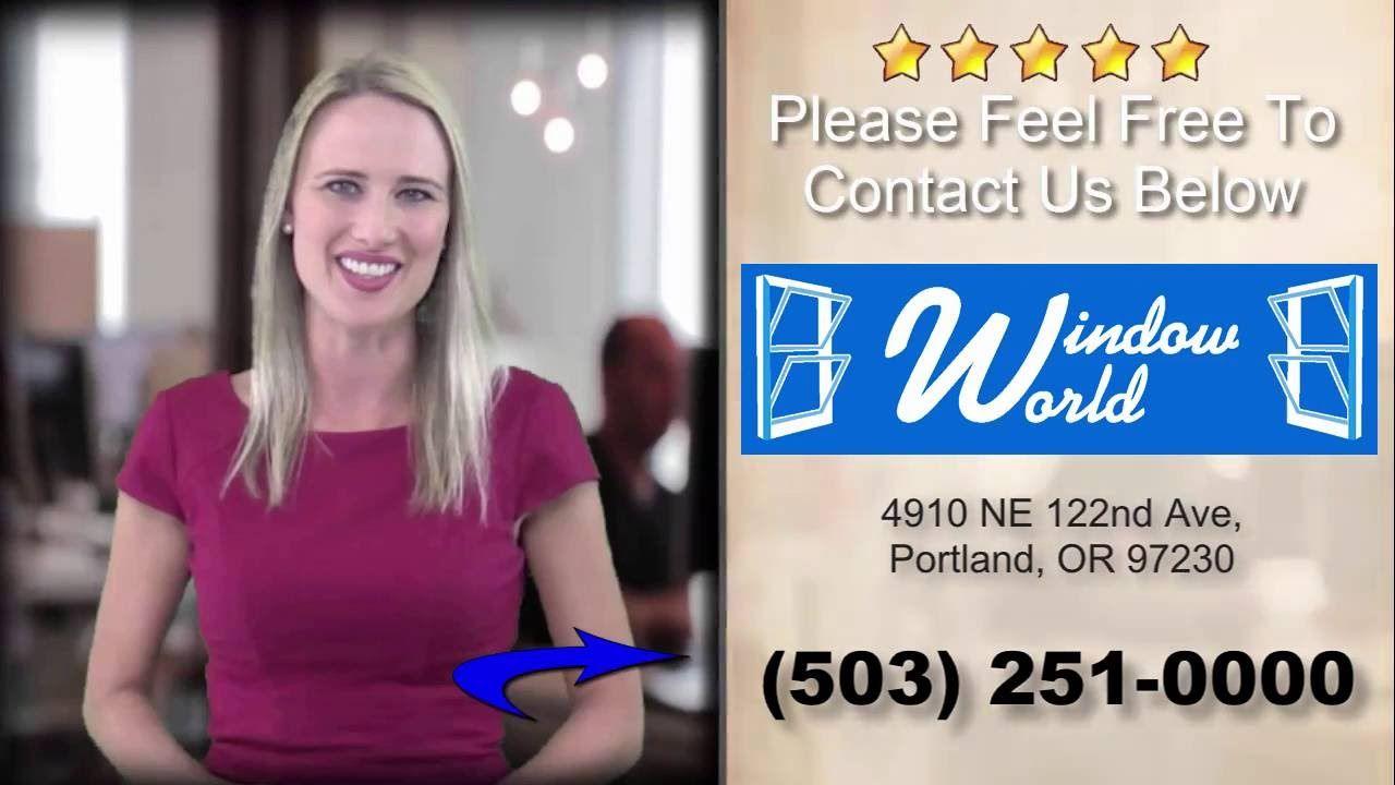 Window World Portland Review 503 251 0000