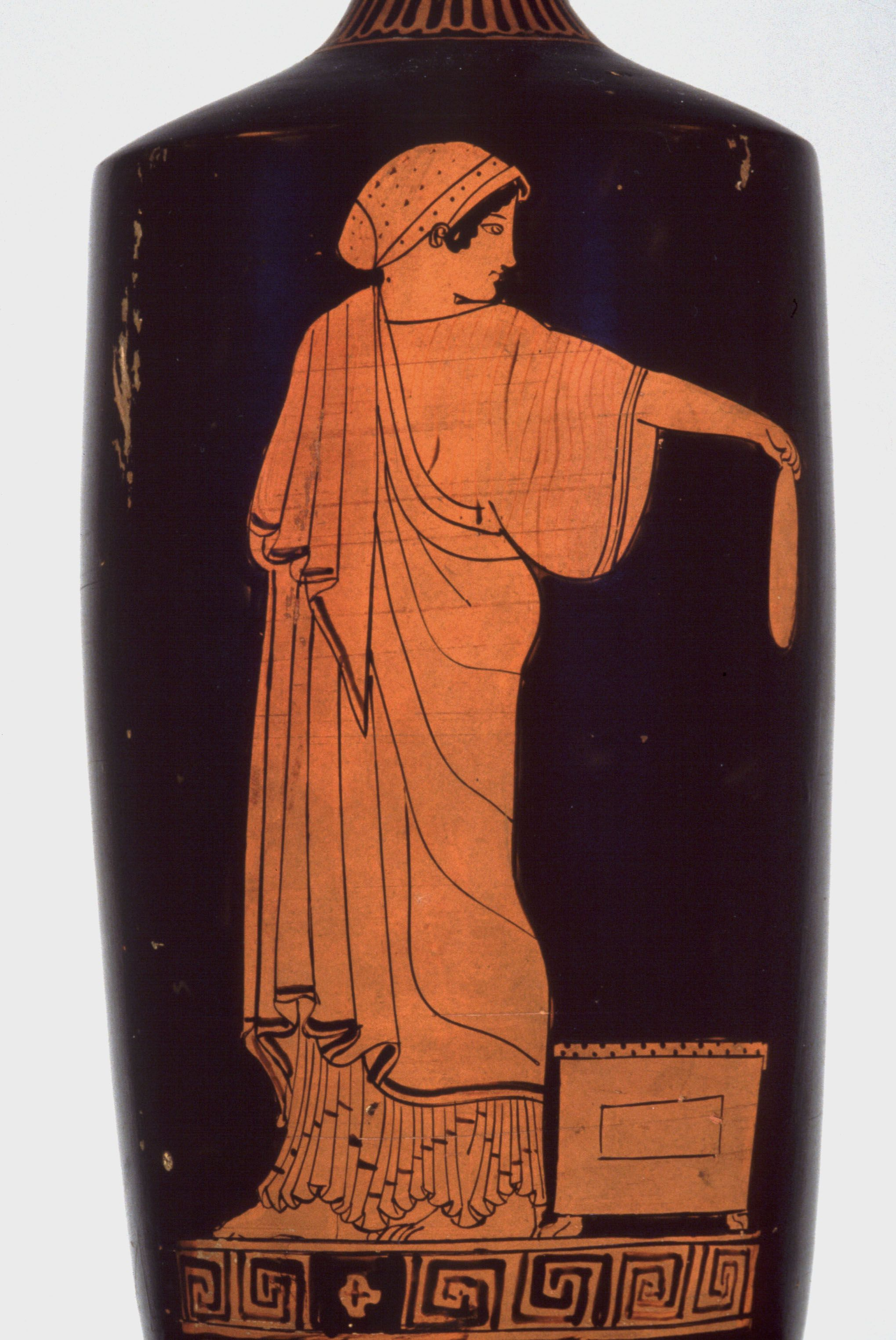 The vase is a lekythos is a container for oil would have been the vase is a lekythos is a container for oil would have been used for reviewsmspy