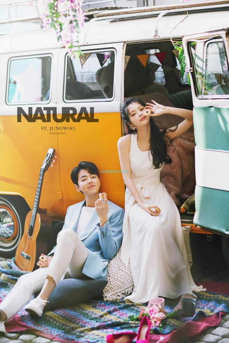 ST.JUNGWOO [NATURAL] - KOREA PRE WEDDING PHOTOSHOOT by LOVINGYOU